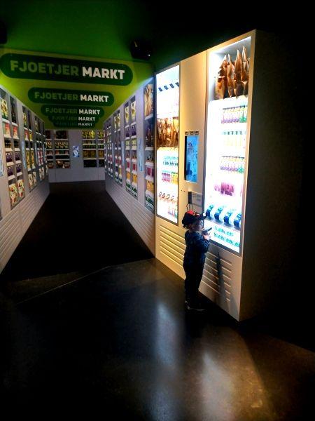 continium supermarkt