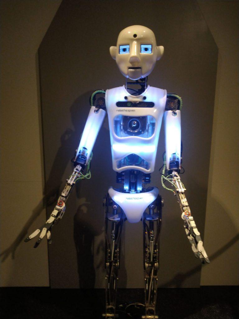 continium robot 3