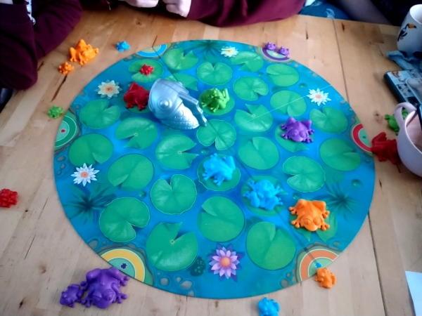 Froggit spelen