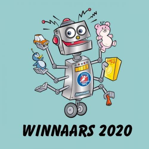 speelgoed van het jaar verkiezing winnaar 2020