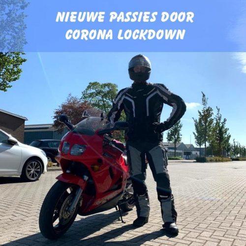 motor rijden passie hobby corona