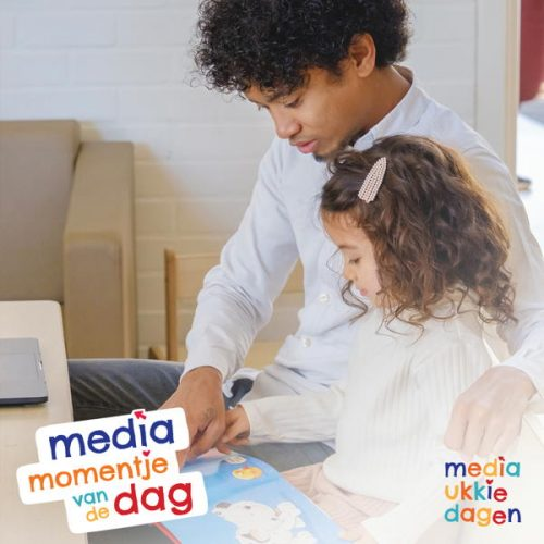 Media Ukkie Dagen 2021 - media momentje van de dag