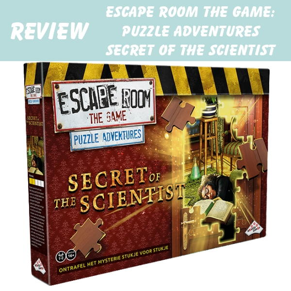 identity games escape room the game puzzle adventures review