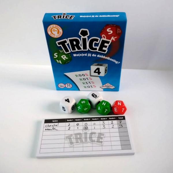 trice dobbelspel identity games