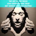 the art of the brick, nathan sawaya, amsterdam 2021, LEGO, kunstwerken van lego