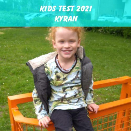 kids test, 2021
