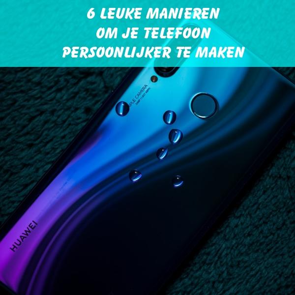 telefoonhoesje, smartphone