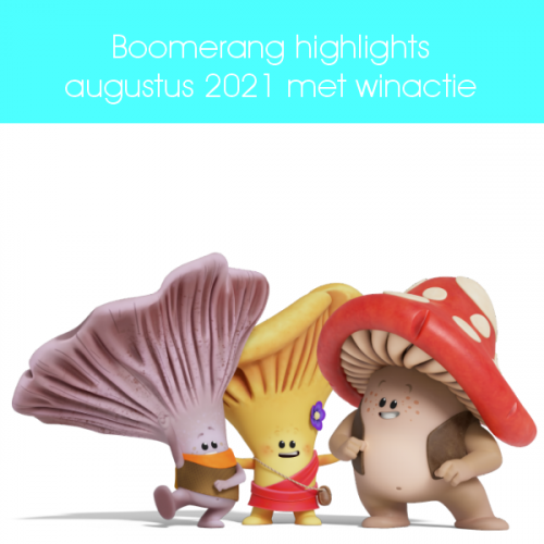 boomerang, winactie, mush-mush