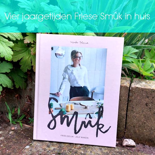 smûk, smuk, friesland, creatief, huiselijk, boek