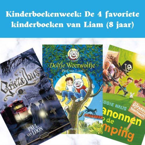 kinderboekenweek, kinderboeken