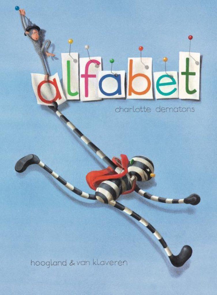 kinderboekenweek, kinderboek, alfabet, charlotte dematons