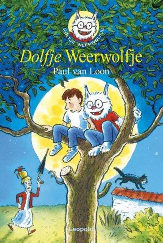 kinderboek, kinderboekenweek, dolfje weerwolfje, paul van loon