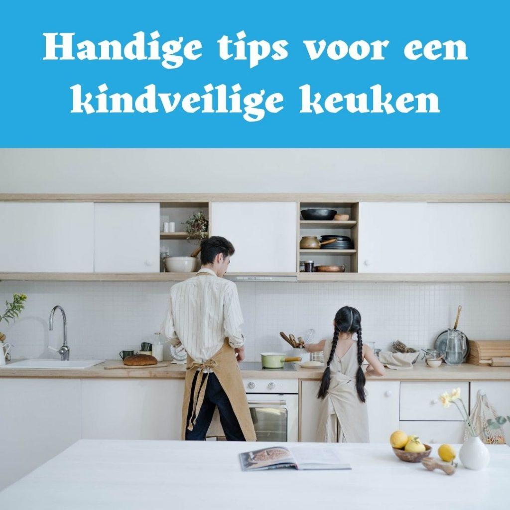 kind, veilig, keuken, kindveilig