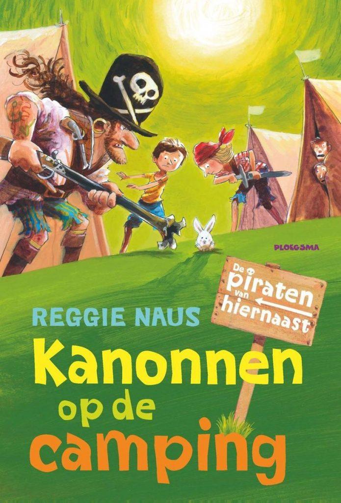piraten van hiernaast, kinderboek